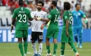 首发阵容: 沙特阿拉伯和埃及